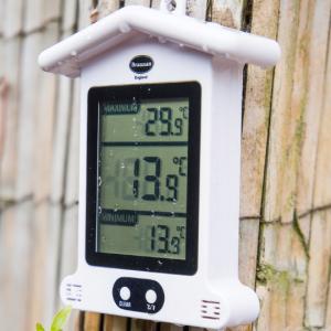 Max min thermometers